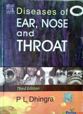 DISEASES OF EAR NOSE AND THROAT