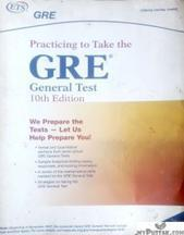 Practicing To Take The GRE General Test 10th Edition