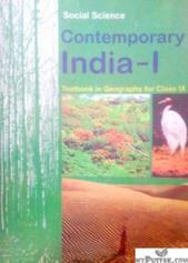 NCERT Social Science Contemporary India -1 Textbook in Geography for Class 9