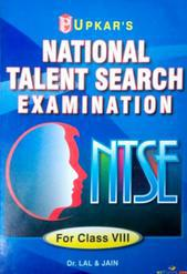 Upkar's National Talent Search Examination NTSE for Class 8