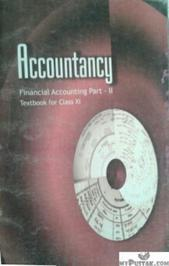 NCERT ACCOUNTANCY FINANCIAL ACCOUNTING PART -2 TEXTBOOK FOR CLASS 11 IN ENGLISH