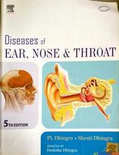DISEASES OF EAR NOSE &THROAT