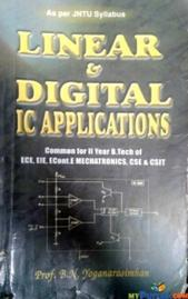 LINEAR AND DIGITAL IC APPLICATIONS