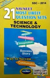 21 MOST LIKELY QUESTION SETS SCIENCE & TECHNOLOGY