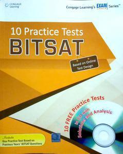 10 practice test BITSAT based on online test design