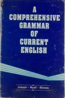 A COMPRENSIVE GRAMMAR OF CURRENT ENGLISH