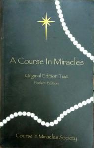 A Course in Miracles in English language