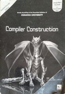 A text Book Of Compiler Construction