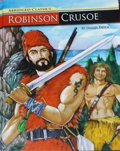 Abridged classics Robinson Crusoe