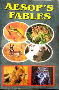 Aesop's fables in English language