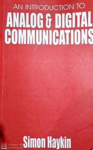 An Introduction to Analog and Digital Communications in English