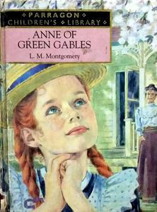 Anne of green gables in English