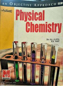Arihant Physical Chemistry and objective approach