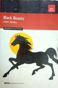 Black beauty by Anna Sewell in English language