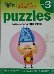 Brain stretchers puzzle Books  3