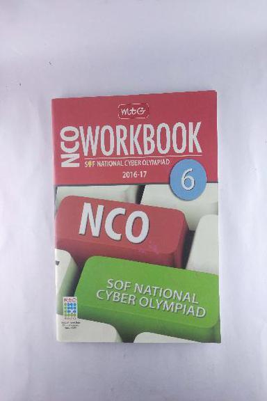 class 6 nco workbook : sof national cyber olympiad 2016-17