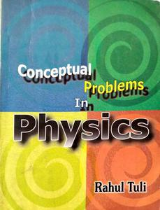 Conceptual Problems In Physics