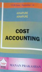 Cost accounting semester 6 BCom in English
