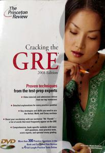 Cracking GRE