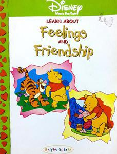 DISNEY LEARN ABOUT FEELINGS AND FRIENDSHIP