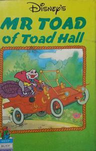 DiSNEPS MR TOAD OF TOAD HALL BY  Walt Disney