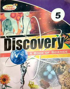 Discovery a book of science vol 5