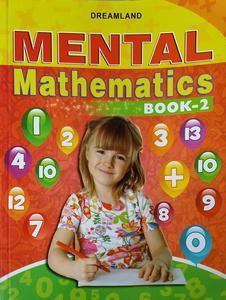 Dreamland mental Mathematics book -2