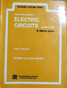 ELECTRIC CIRCUITS In ENGLISH