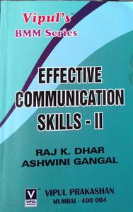 Effective communication skills 2 in English