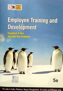 Employee Training and Development - SIE