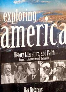 Exploring America ENGLISH LANGUAGE