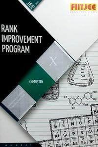 FIITJEE RANK IMPROVEMENT PROGRAM CHEMISTRY PACK OF 11 BOOKS