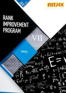 FIITJEE RANK IMPROVEMENT PROGRAM PHYSICS PACK OF 11 BOOKS