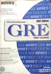 GRE preparation courses software by Jeff kolby