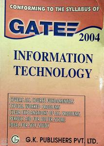 Gate 2004 Information Technology confirming to the syllabus