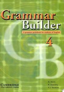 Grammar  Builder A grammar guidebook for students of English  5