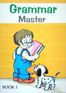 Grammar master book 1