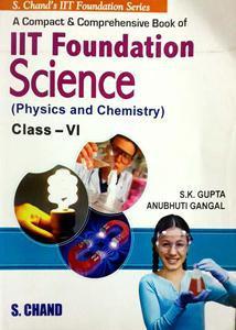 IIT FOUNDATION SCIENCE CLASS-6