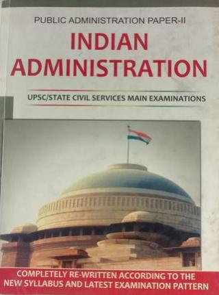 indian administration pic administration paper 2