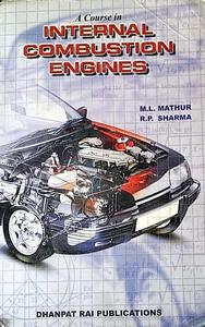 Internal combustion engines by ML mathur
