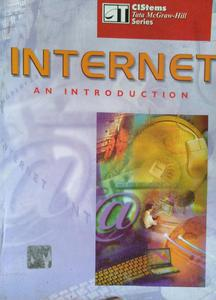 Internet and introduction in English