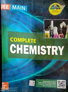 JEE Main Complete Chemistry