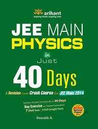 JEE Main Physics in Just 40 Days