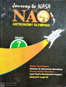 Journey to NASA in Astronomy Olympiad grade 7