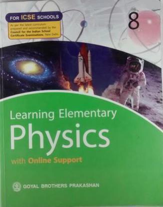 Learning Elements PHYSICS