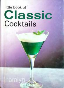 Little book of classic cocktail