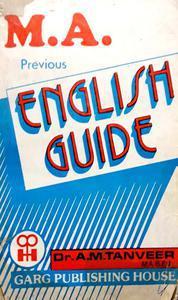MA English guide paper 3