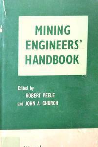 MINING ENGINEER'S HANDBOOK
