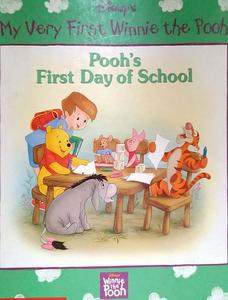 MY VERY FIRST WINNIE THE POOH BY NONE