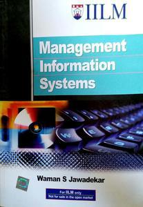 Management information system Iilm